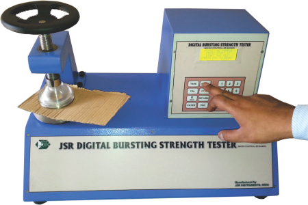 cprabhu digital burstings trength tester